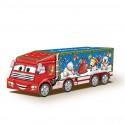 Новогодний фургон