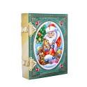 Книга Сказки Дедушки Мороза, зеленая