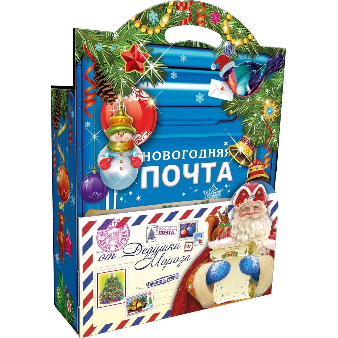 Сладкие новогодние подарки ханты-мансийск