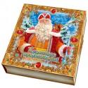 Книга Золотая коллекция (игра-бродилка+фишки)