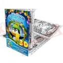 """Новогодняя открытка """"Пингвинёнок"""""""