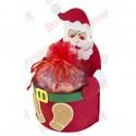 Санта из фетра