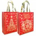 Новогодняя сумка с петлевой ручкой «Сказочный НГ»